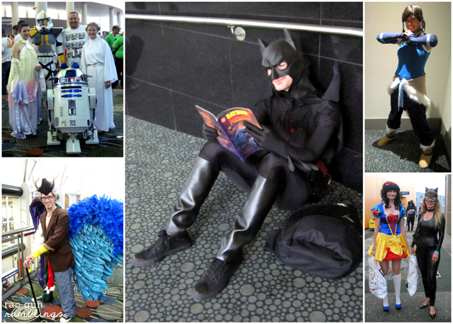 DIY cosplay and tips for making your own costumes - Rae Gun Ramblings