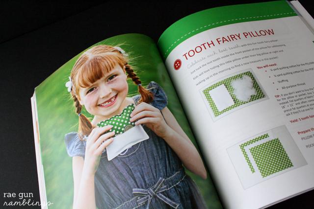 Cute simple sewing project. Tooth Fairy Pillows - Rae Gun Ramblings