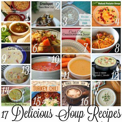 Block Party: 17 Delicious Soup Recipes Features
