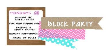 Block Party Button