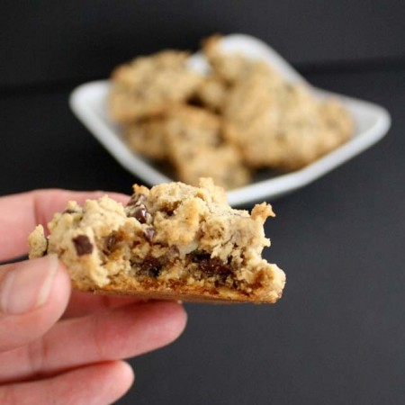 Dairy-free lactation cookies that the whole family will love. These are now our go to chocolate chip cookies - Rae Gun Ramblings