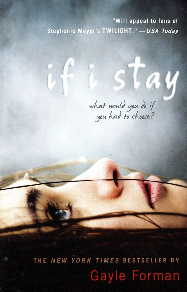 if i stay by gayle forman read it before the movie - Rae GUn Ramblings