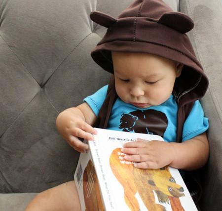 Brown Bear Brown Bear shirt to match Eric Carle book - Rae Gun Ramblings