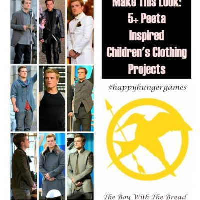 Happy Hunger Games Stitched Arrow Necklace, Peeta Style Guide and Party