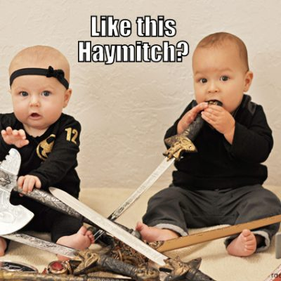 Happy Hunger Games Baby Pictures