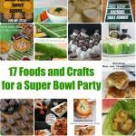 17 Foods and Crafts for the Super Bowl - Rae Gun Ramblings
