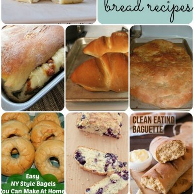 10 Awesome Bread Recipes