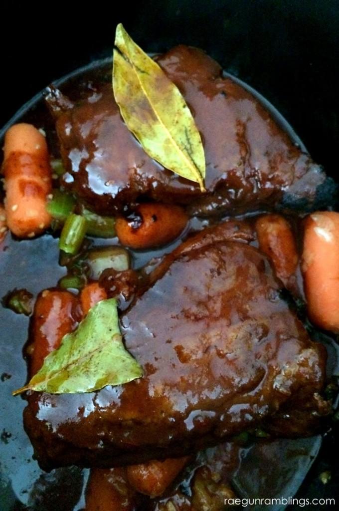 The beef recipe every crock pot owner needs. SOOOO good!