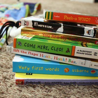 7 Fun Board Books For Baby
