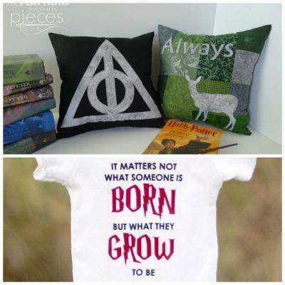 Happy Harry Potter Day 1