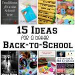 fabulous back to school ideas diys and book lists
