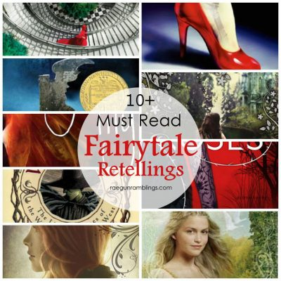 10+ Fairytale Retellings Books to Check Out