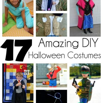17 Amazing DIY Costumes and Block Party