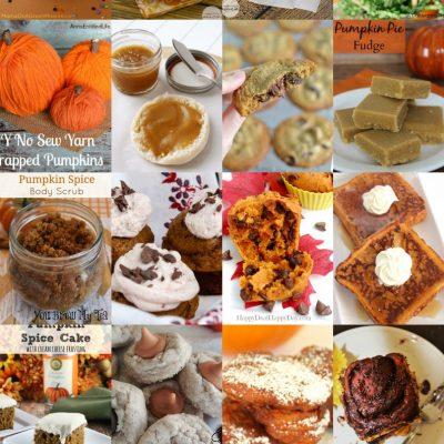 28 Pumpkin Recipes, Crafts, and More