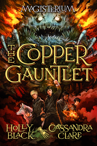 The copper gauntlet book review