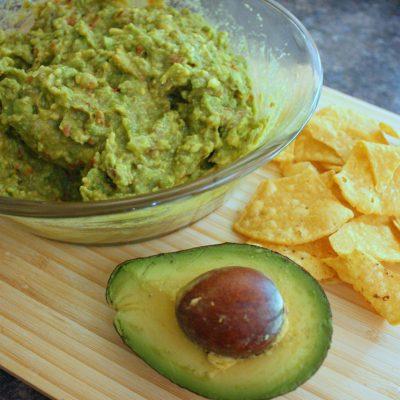World's Best Guacamole Recipe