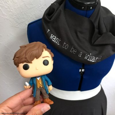 Fantastic Beasts and Where to Find Them Recipes and Crafts