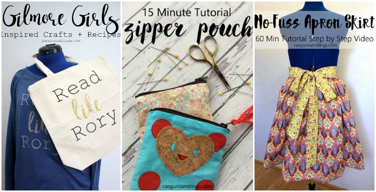 Great tutorials and sewing projects