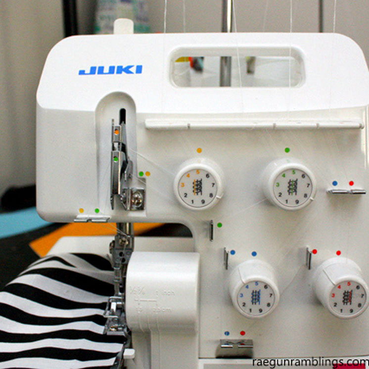 Awesome things to buy for sewing fans like this serger and more.