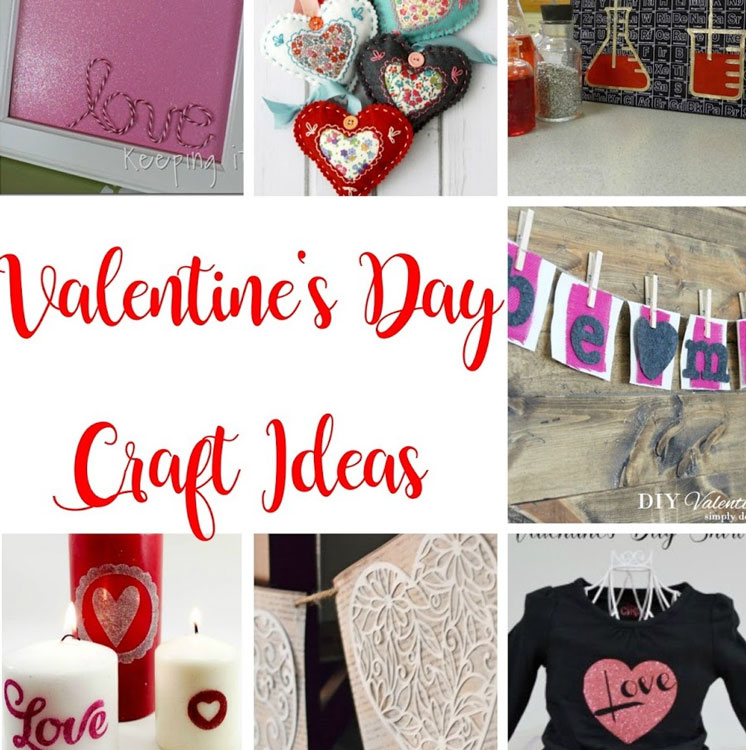 DIY Valentines Ideas and Crafts