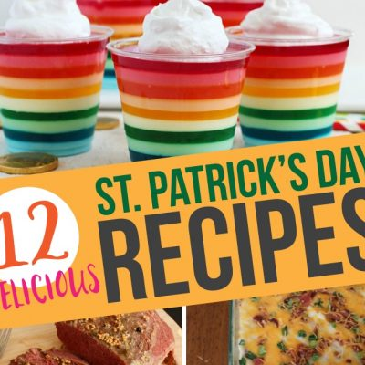 12 St. Patrick's Day Recipes and Block Party