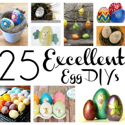 DIY Easter Eggs Tutorials Ideas and More