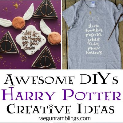 Happy Harry Potter Days 1 + 2