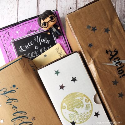 Fandom Subscription Boxes for Harry Potter Fans