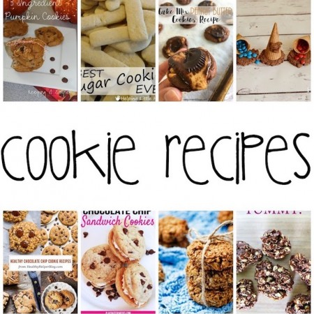 Cookies Recipes great for christmas cookie exchanges and year around desserts and treats