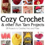 DIY crochet and yarn projects great resourse