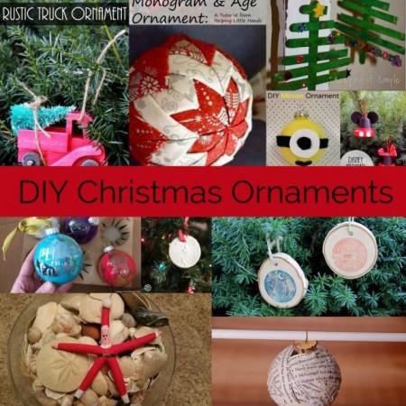 diy-Christmas-Ornaments handmade tutorials