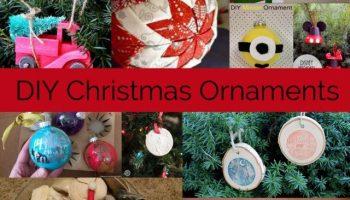 15+ DIY Christmas Ornament Tutorials - Rae Gun Ramblings