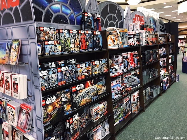 star wars at barnes & noble
