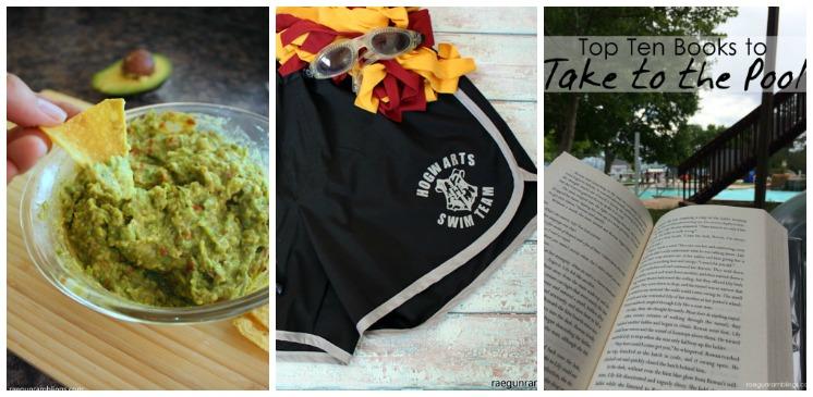 recipes books and craft tutorials