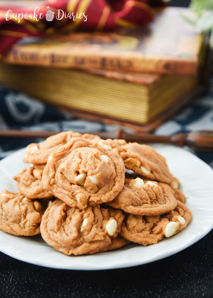 delicious butterbeer cookie recipe