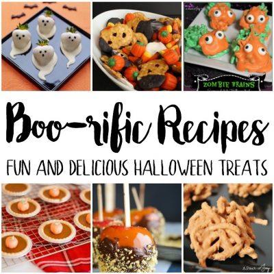 Fun and Delicious Halloween Treats