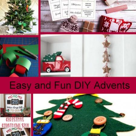 Free DIY Advent Calendar tutorials and patterns