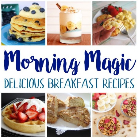 delicious breakfast recipes for every day
