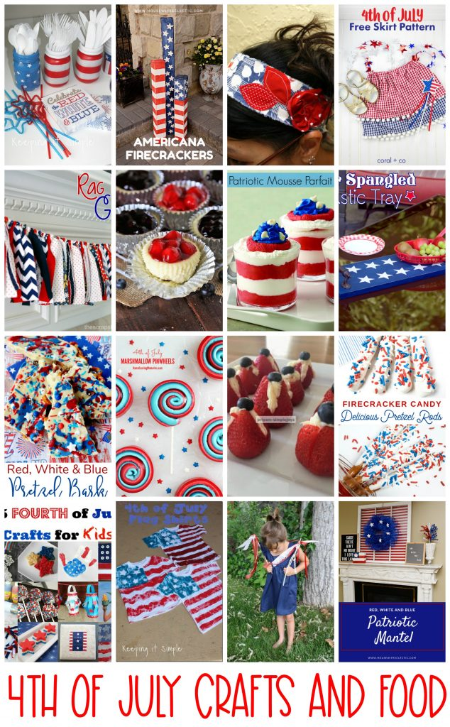 4th-of-July-crafts-and-food ideas for a great party