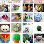 Lots of DIY Pumpkin Ideas for Kids