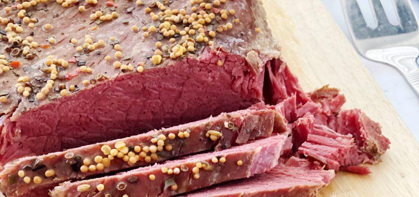 The Best Crock Pot Corned Beef Recipe
