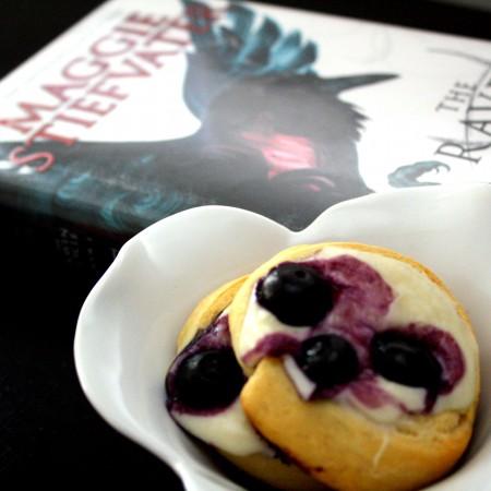 blueberry cream chblueberry cream cheese danish raven boy - Rae Gun Ramblings