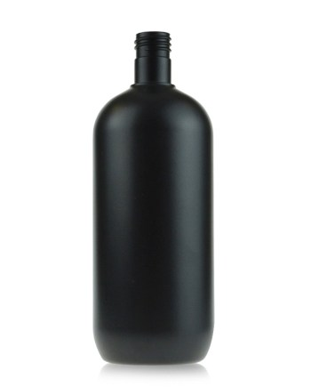 Black-boston-round-bottle