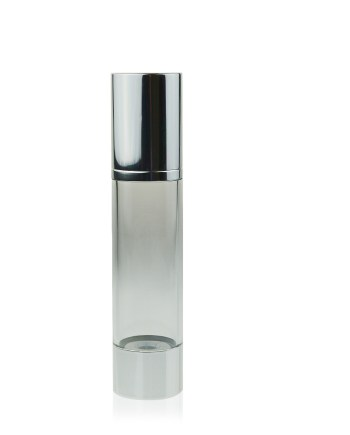 airless-lotion-bottles-silver-design