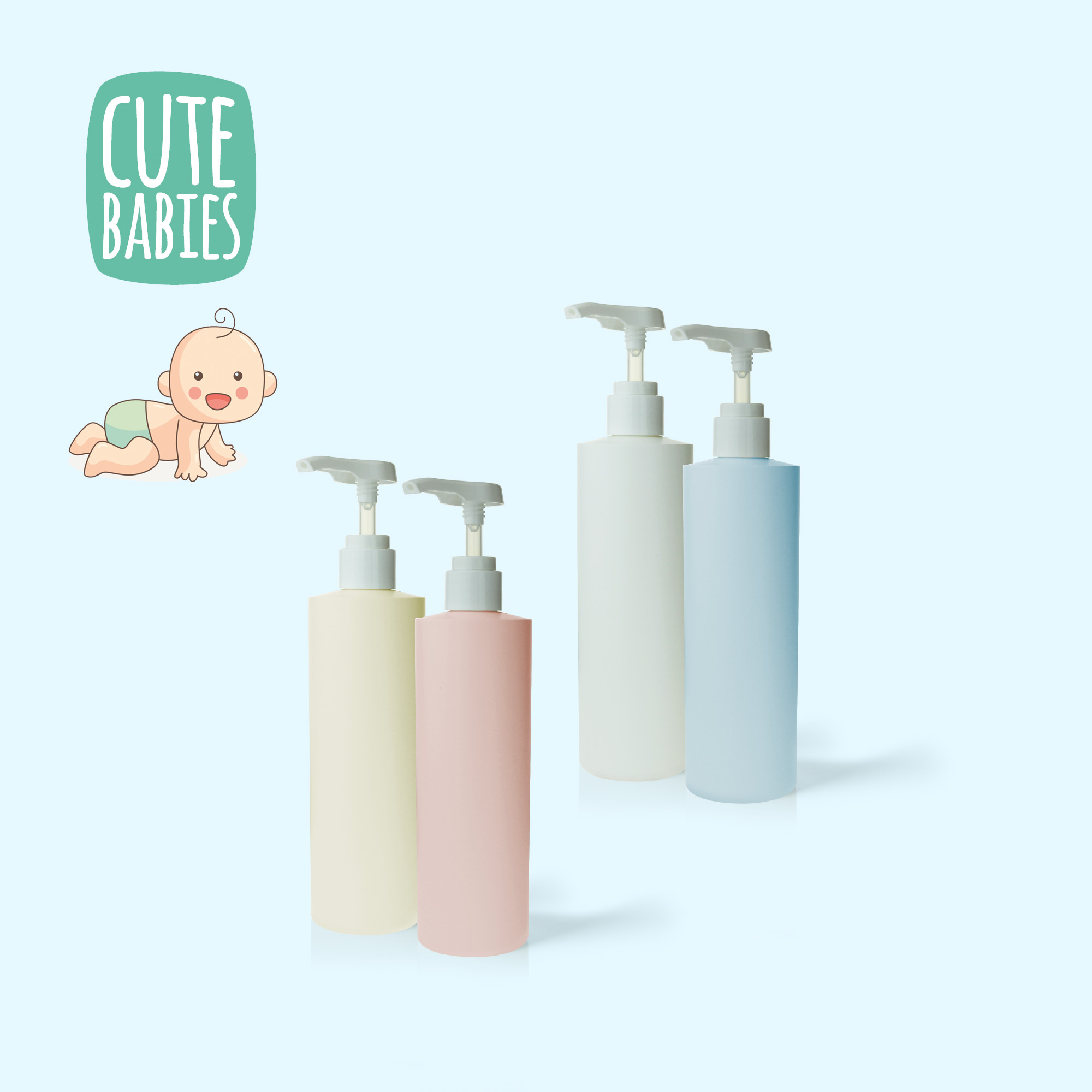 baby packaging cosmetics
