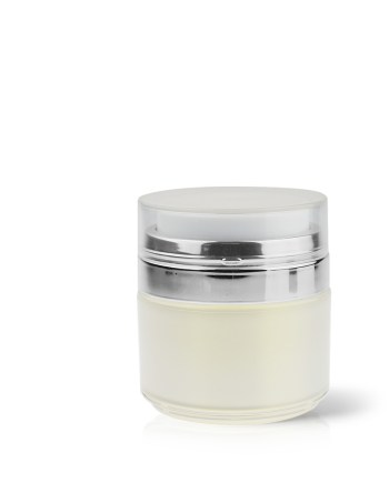 Airless Acrylic Jar - Double Wall Round 30ml AJ-18-14-30