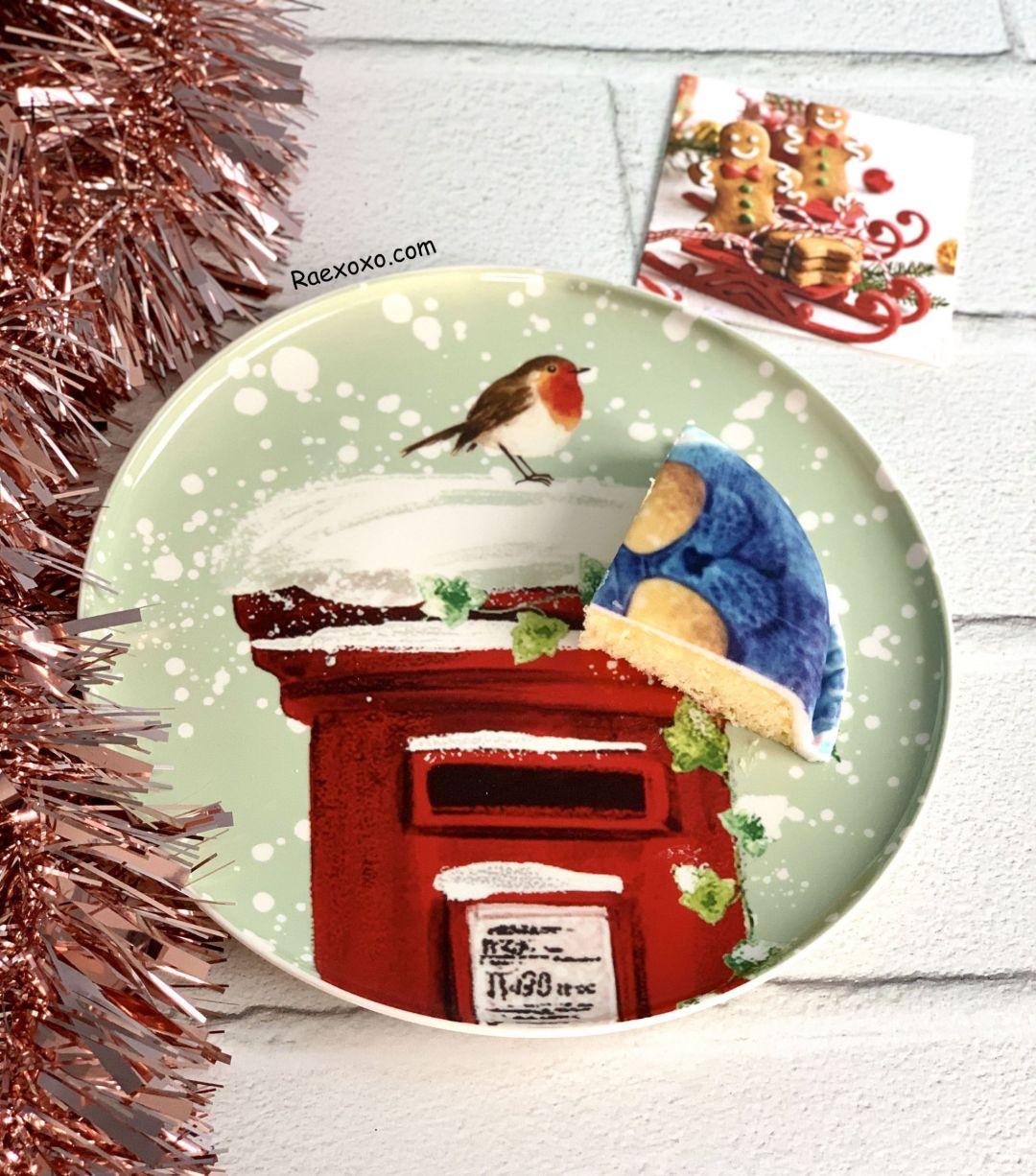 Bakerdays Christmas Cake