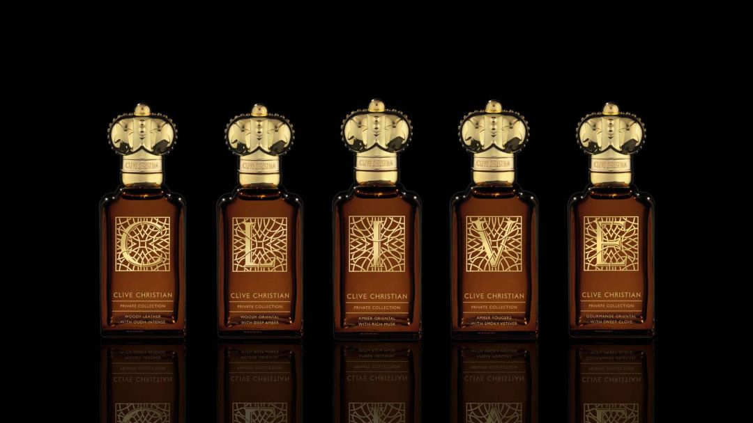 Perfume Collection Clive Christian