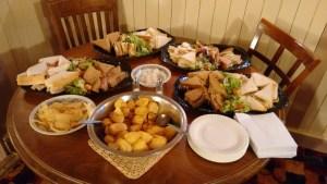 Free food!