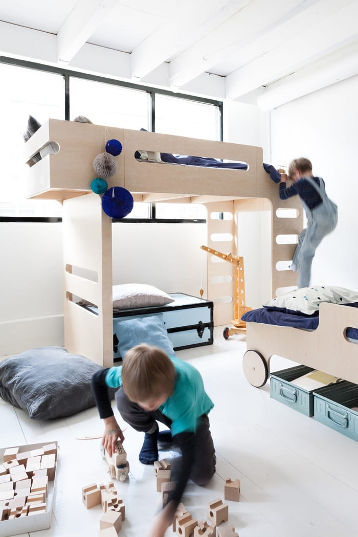 When Is Your Child Ready For A Bunk Bed We Would Like To Talk About It